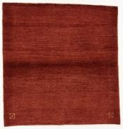 Perserteppich Gabbeh rot (115x120cm)