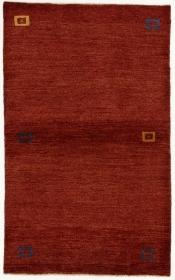 Perserteppich Gabbeh rot (102x170cm)