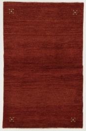 Perserteppich Gabbeh rot (110x170cm)