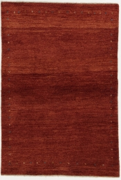 Perserteppich Rissbaft rot (100x150cm)