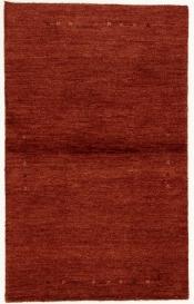 Perserteppich Gabbeh rot (98x158cm)