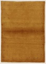 Perserteppich Gabbeh gelb (108x152cm)