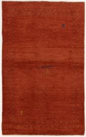 Perserteppich Gabbeh rosa (102x167cm)