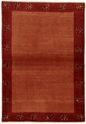 Perserteppich Gabbeh terra (100x145cm)