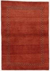 Perserteppich Gabbeh rot (103x148cm)
