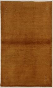 Perserteppich Gabbeh gelb (98x164cm)