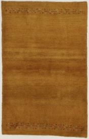 Perserteppich Gabbeh gelb (105x170cm)