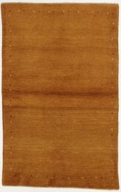 Perserteppich Gabbeh gelb (107x168cm)