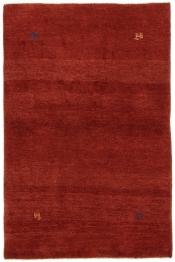 Perserteppich Gabbeh rot (100x151cm)