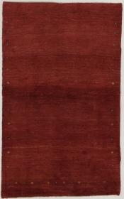 Perserteppich Gabbeh rot (100x160cm)