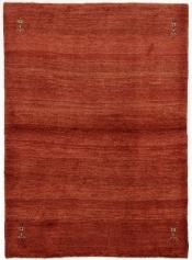 Perserteppich Gabbeh rot (110x153cm)
