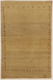 Perserteppich Gabbeh gelb (90x143cm)