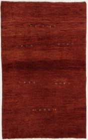 Perserteppich Gabbeh rot (90x150cm)