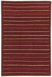 Perserteppich Kelim Stripe rot (98x148cm)