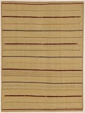Perserteppich Kelim Stripe hell (153x206cm)