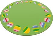 Kinderteppich Erzi Circelino 400
