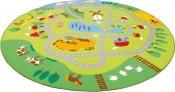 Kinderteppich Erzi Stadt-Land-Fluss