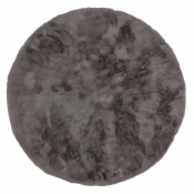Teppich Schöner Wohnen Tender grau rund