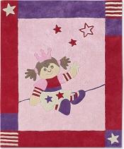 Kinderteppich Sterntaler Rosalie 96273