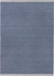 Fabula Teppich Balder 1629 Grau-Indigoblau