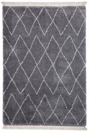 Kuschelteppich MonTapis Bohemian 8280 Grau