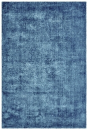 Teppich MonTapis Breeze of Obsession Blau