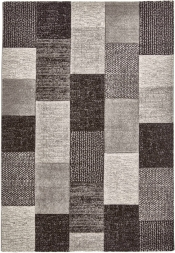 Teppich MonTapis 21830 Grau/Schwarz