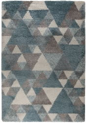 Teppich MonTapis Nora blue
