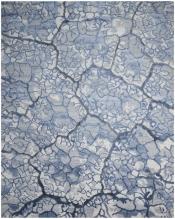 Teppich Alfombra Diva Blue