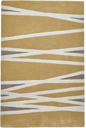 Teppich MonTapis EL-61 Gelb