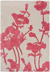 Teppich Florence Broadhurst Floral 300 Poppy 039600
