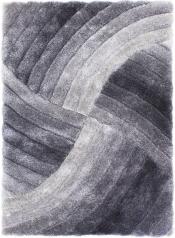 Teppich MonTapis Wind Grau