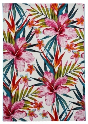 Teppich MonTapis Tropic Flowers 9574