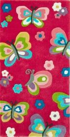 Kinderteppich MonTapis HK5234 Pink