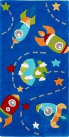 Kinderteppich MonTapis HK6149 Blau