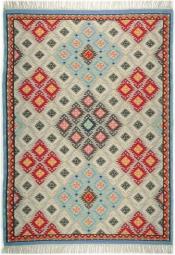 Teppich MonTapis Kelim Royal multi