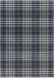 Teppich MonTapis Highland blue