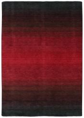 Sonderangebot Teppich Momo Rugs Panorama Black Red