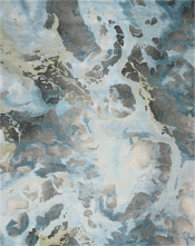 Teppich Alfombra Prismatic Grey Slate