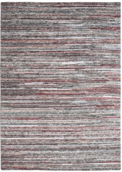 Teppich MonTapis Rano rot