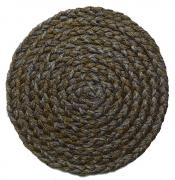 Wunschmaßteppich Bozen 118 (Sisal), rund & oval