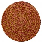 Wunschmaßteppich Bozen 161 (Sisal), rund & oval