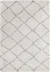 Teppich MonTapis 5413 Creme-Grau