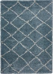 Teppich MonTapis 5413 Aquamarin-Creme