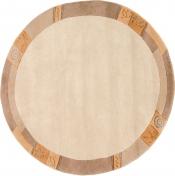 Teppich rund beige  Runder Teppich, Runde Teppiche hochwertig und Preisbewusst.