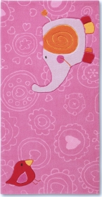 Sonderangebot Kinderteppich Sigikid HAPPY ZOO Elephant