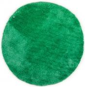 Tom Tailor Kuschelteppich Soft Uni grün rund