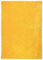 Tom Tailor Kuschelteppich Soft Uni Sunflower 861