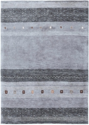 Teppich MonTapis Iris 2023 grau
