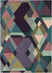 Ted Baker Teppich Mosaic Light Purple